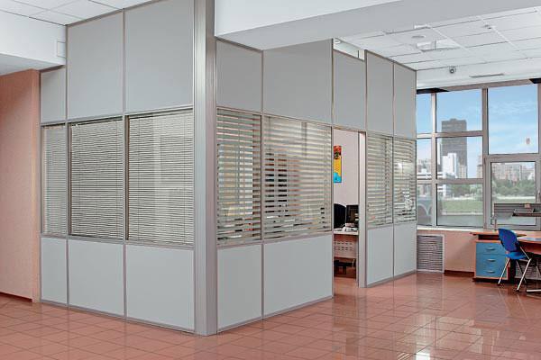 офисные перегородки 7